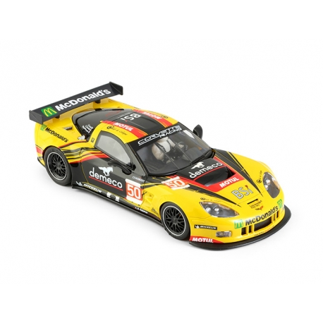 Corvette C6R Lorbre Competition FIA GTWorld Championship 2011 NSR *Defective*