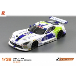 Dodge Viper SRT GTS-R - Versión Racing AW - N53 24H Le Mans 2013 Scaleauto
