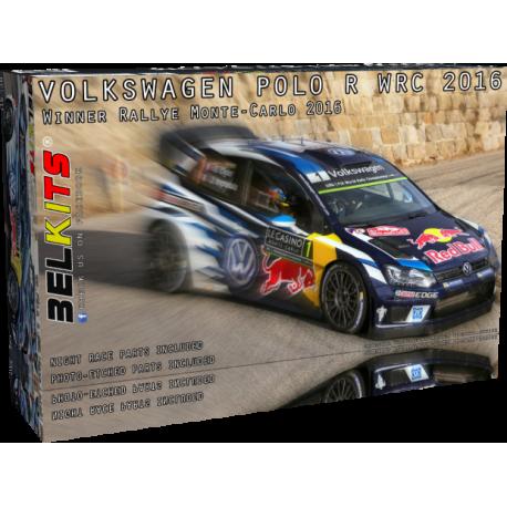 Kit 1/24 Volkswagen Polo R WRC Montecarlo 2015 Belkits