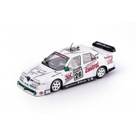 Alfa Romeo 155 V6TI DTM 1994 Norisring N27 Jagermeister Slot.it