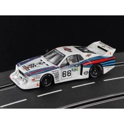 Lancia Beta Montecarlo Gr. 5 N66 Martini Racer Sideways