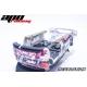 Chasis completo rallyslot 1/24 Revolution base latón APO Racing