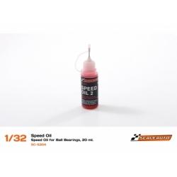 Aceite Speed Oil 2 para cojinetes y rodamientos a bolas 12 ml.