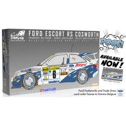 Ford Escort RS Cosworth Montecarlo 94 Tamiya by Domino