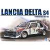 Lancia Delta S4 Rallye Montecarlo 1986 Beemax Aoshima