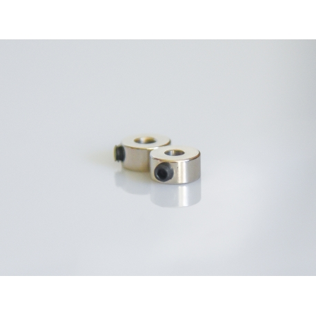 Tope corona aligerado para eje 3 mm Scaleauto (2)