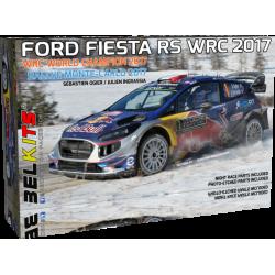 Kit 1/24 Ford Fiesta RS WRC Montecarlo 2017 Belkits