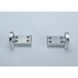 Soporte eje trasero aluminio 6.5 x 12.8 x 10.8 mm Plafit (2)