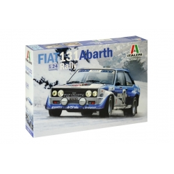 Kit 1/24 Fiat 131 Abarth Rally Italeri