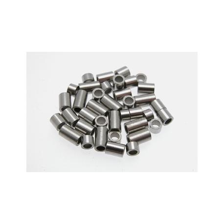 Separadores para basculación H de eje 2mm. acero surtido variado