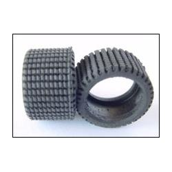 Neumático super racing perfil bajo rayado aguja PL008RA PKS (2)