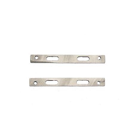 Portasoporte fino carrocería universal en acero roscado MSC (2)