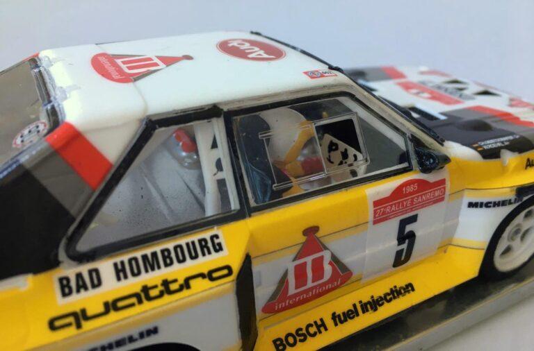 Audi Sport Quattro S1 E2 Montecarlo 86