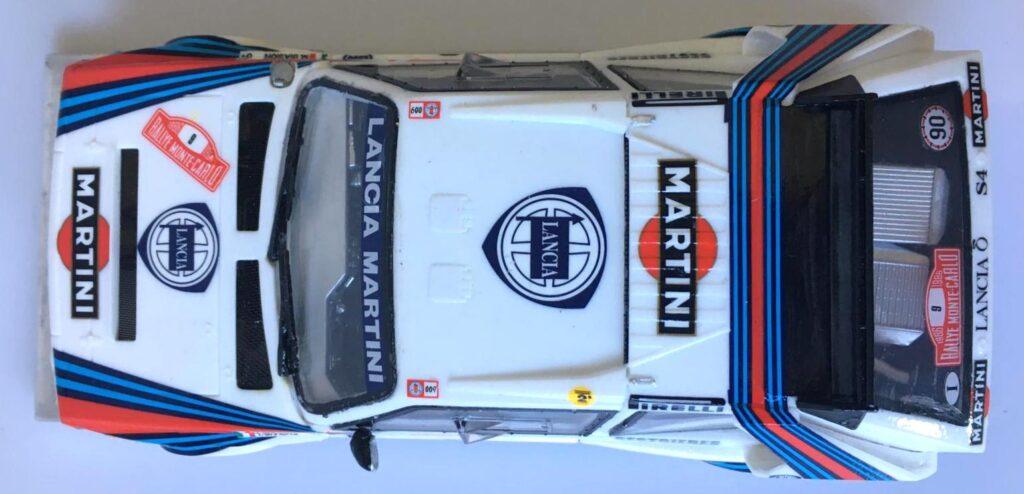 Lancia Delta S4 slot 1/24