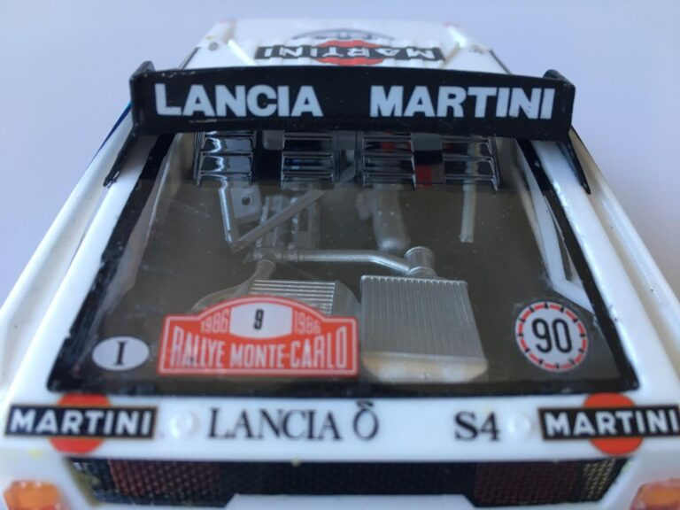 Lancia Delta S4 Montecarlo 86